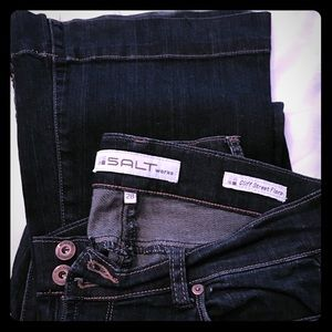 SALTworks blue flare jeans Sz 28